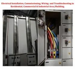 Electrcial Offline Commercial Electrical Works, in Mumbai