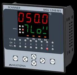 MSU-1248-M1 8 Channel USB Temperature Scanner