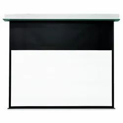 Electric Recessed/In-Ceiling Screens
