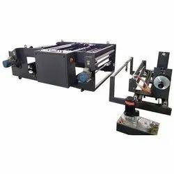 Perforated Mulch Film Punching Machine