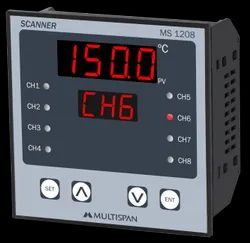 MS-1208 8 Channel Temperature Scanner