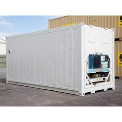 Refrigerated Insulated Container