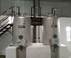 Wood Fired 60 KG/HR Steam Boiler