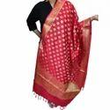Ladies Banarasi Silk Dupatta