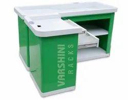 L Shaped Cash Desk Counter