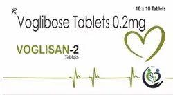 Voglibose Tablets 0.2 Mg--VOGLISAN-2