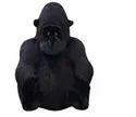 Black monkey teddy soft toys