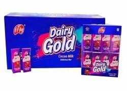 Chocolate Dairy Gold Cocoa Milk Bar