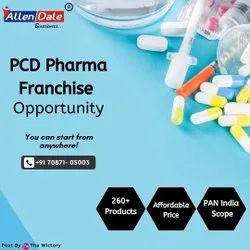 Allopathic PCD Pharma Franchise In Kota