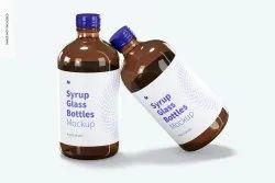 3D Syrup Bottle Design Services