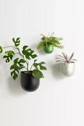 Wall Hanging Flower Vase Handicraft
