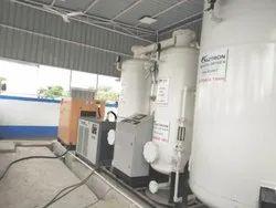 VPSA Oxygen Gas Generator