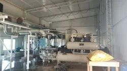 Glycol Chiller For Dairy Processing Plant