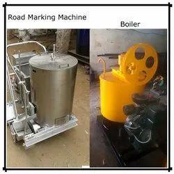 Thermoplastic Road Marking Machine