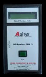 Cotton Digital Moisture Meter DMM21