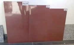 Polished stone Lakha Red Granite Tiles, For Countertops, Thickness: 5-10 mm
