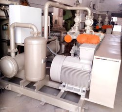 Ammonia Gas Chilling Plant