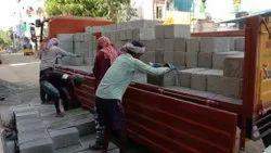 Construction Solid Block