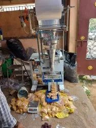 Dal Rice Spices Grocery Packaging Machine
