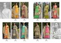 Alok Suit Present Mughal Queen 3 Pure Wool Pashmina Collection Wholesale Rate