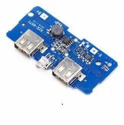 Dual Micro USB 5V 1A/2.1A Power Bank Li-Ion Battery Charger Module