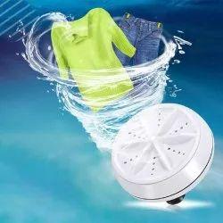 Washing Machine Portable Ultrasonic Turbine Dirt Washer Usb Cable