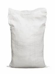 Mithani Chem White PP Woven Bag, For Packaging, Storage Capacity: 10 Kg