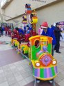 Children Park Joy Train Ride