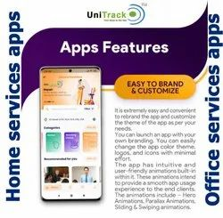 Lifetime UI Home Services Application, Php