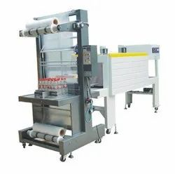 Sleeve Wrapper Machines Indian Make