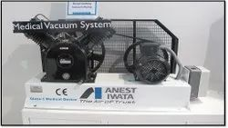 Double Stage Medical Vacuum Pump