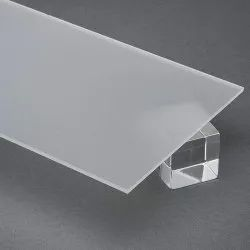 Clear Matte Acrylic Sheets