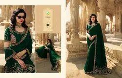 Designer Prachi Desai Saree Wholesale Catalog