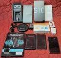 Samsung Galaxy S10 Sm-g973u1 128gb Micro Sd Card Extras Bundle Factory Unlocked