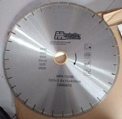 Matrix 20 Inch Concrete Cutting Blade