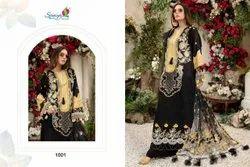 Saniya Adan Libaas Georgette Wear Pakistani Salwar Kameez Collection
