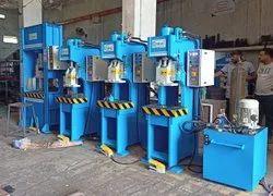 Automatic C Frame Hydraulic Power Press