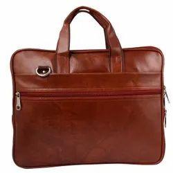 Laptop Leather Side Bag