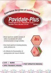 Metronidazole, Povidone, Iodine & Sucralfate Gel