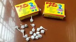 the india White poppop, Packaging Size: 50 cm And Good Luck, Cre