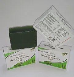 Herbal Neem Aloe Vera Soap