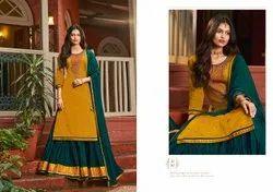Readymade Anarkali Salwar Suits