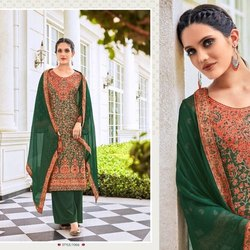 Pashmina Winter Unstitched Salwar Suits