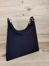 Coated Canvas Handbag