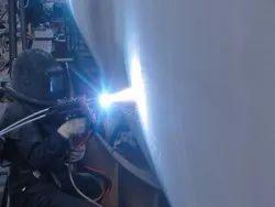 Metal Spray Coating