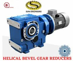 HELICAL BEVEL GEAR REDUCERS