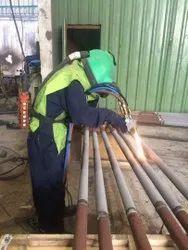 HVOF Boiler Tube Coating