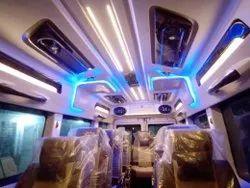 Business Luxury Tempo Traveller Maharaja Travel Service