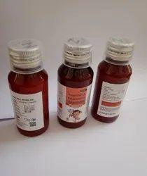 Ibuprofen Paracetamol Suspension