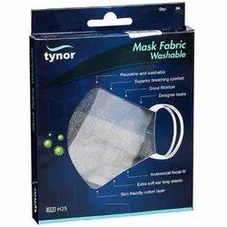 Tynor Mask Fabric Washable